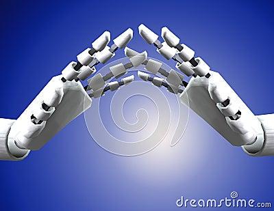 Pair Of Robo Hands 3