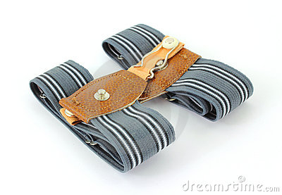 Pair of sock garters for men