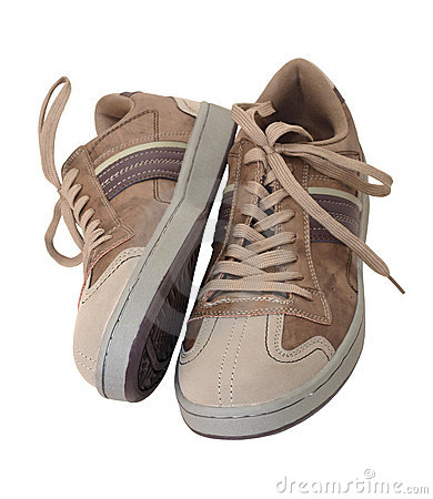 A pair of sport shoes