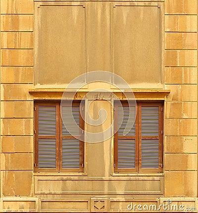 Free Pair_of_windows_01 Stock Image - 15018521