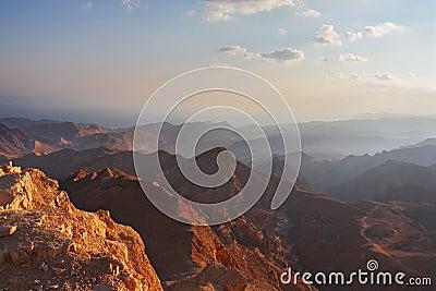 A paisagem da Bíblia - Sinai e Mar Vermelho