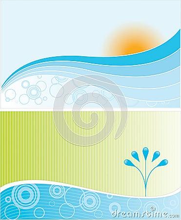 Paisajes del agua