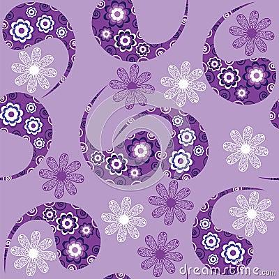 Paisley seamless pattern (pattern Bootha). Seamles