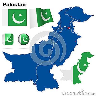 Pakistan set.