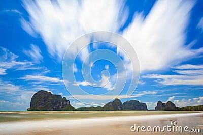 Pakmeng Beach,Trang, Thailand
