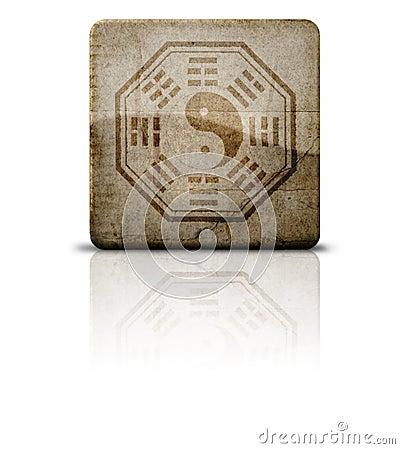 Pakua Or Bagua Symbol