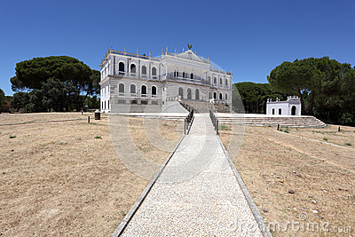 Palace of Acebron, Andalusia Spain