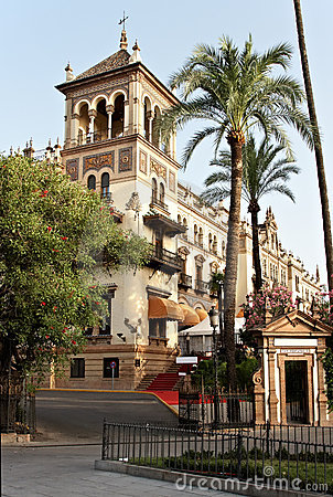 Palace of Alfonso XIII