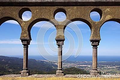 Palace arch