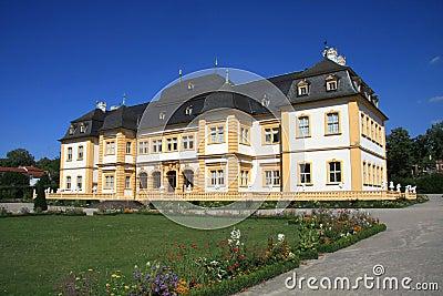 Palace and Court Garden Veitshoechheim
