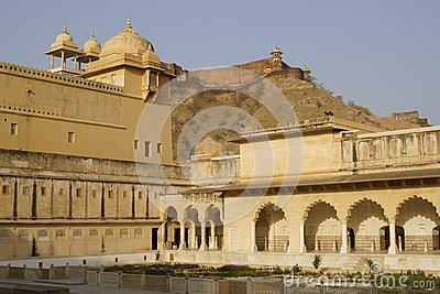 Palace Courtyard