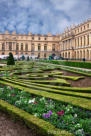 Palace de Versailles in France