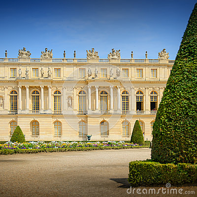 Palace de Versailles - France, Europe