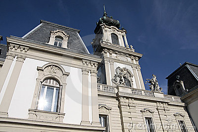 Palace of Festetics in Keszthely