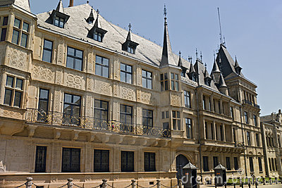 Palace of the Grand Duke of Luxembourg