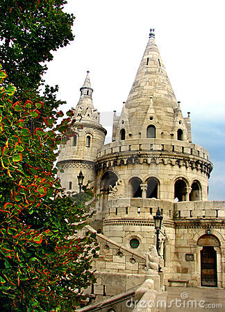 Free Palace In Budapest Stock Image - 9069771