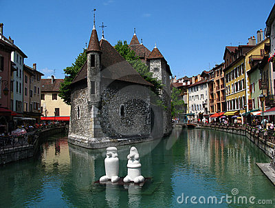 Palace of the Isle, Annecy FR