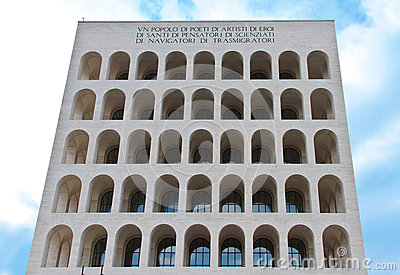 Palace of Italian Civilization