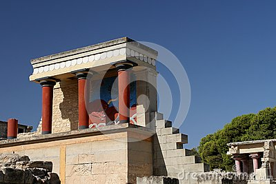 The Palas of Knossos