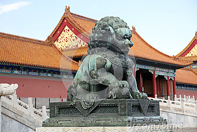 Palace Museum in the Forbidden City