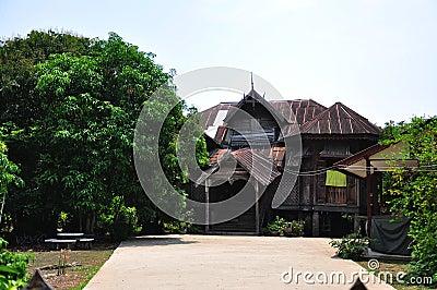 Palace at Nan