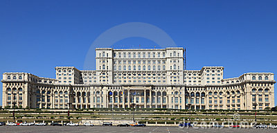 The Palace of the Parliament ,Bucharest,Romania