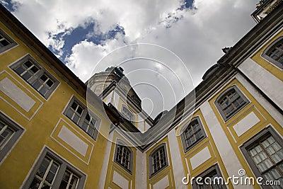 Palace Schloss Heidecksburg