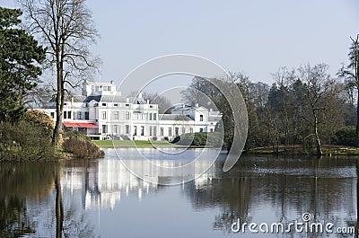 Palace Soestdijk in the Netherlands