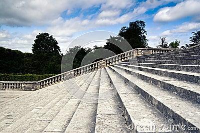Palace stairs