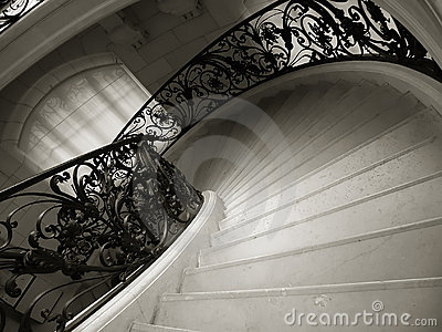 Palace stairs