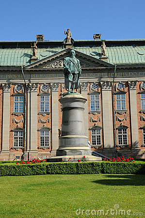 Palace in Stockholm