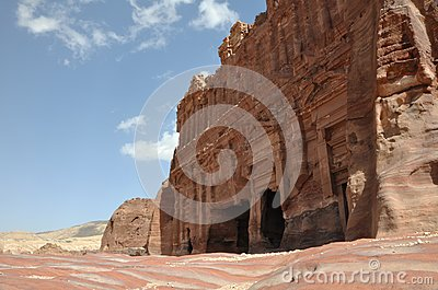 Palace Tomb at Petra