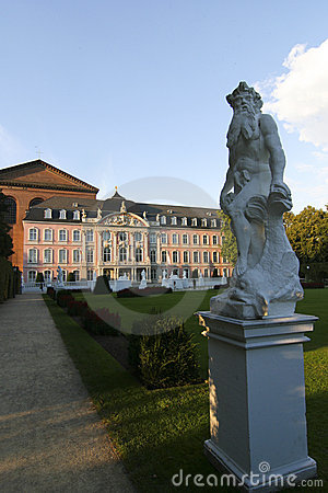 Palace - Trier, Germany