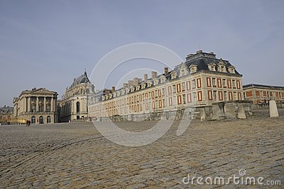 Palace of versillete