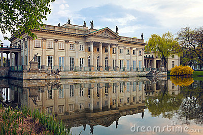 Palace on the Water / Warsaw