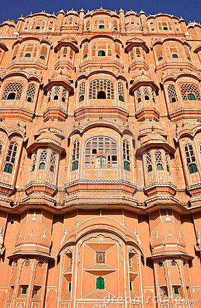 Palace of the Winds, India