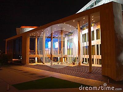 Palacio de artes
