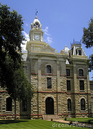 Palacio de Justicia de Goliad