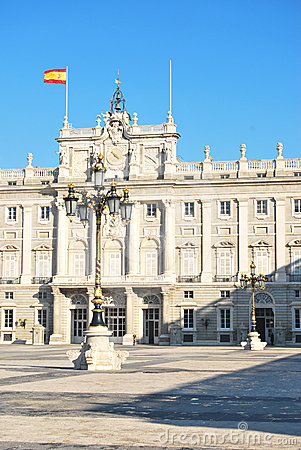 Palacio Real of Madrid