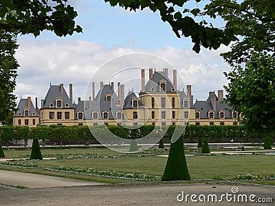Palais de Fontainebleau ( France )