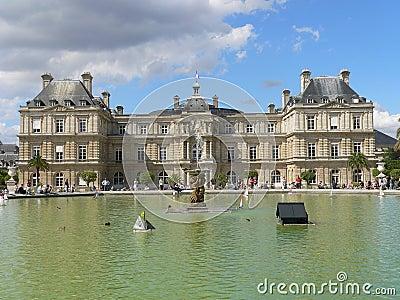 Palais du Luxembourg, Paris ( France )
