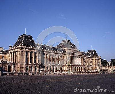 Palais du Roi, Brussels, Belgium.