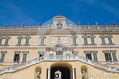 Palais ducal de Colorno. l Emilia-romagna. l Italie.