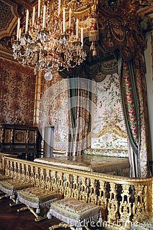 Palast Frankreich-Versailles