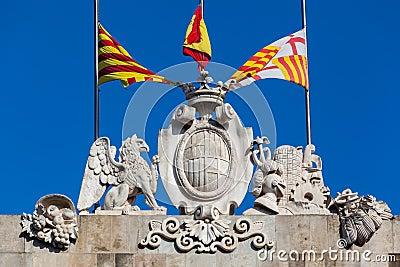 Palau de La Generalitat Barcelona
