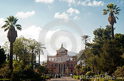 Palazzina cinese in Palermo, Sicily