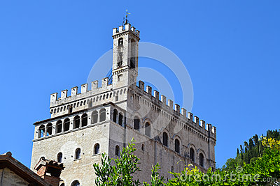 Palazzo dei Consoli - Italy