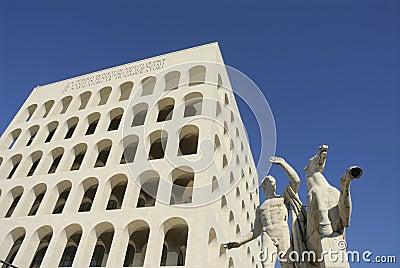 Palazzo della Civilta del Lavoro