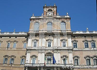 Palazzo in Modena