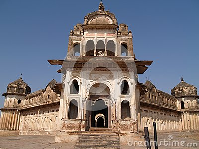 Palazzo in Orcha, Madhya Pradesh